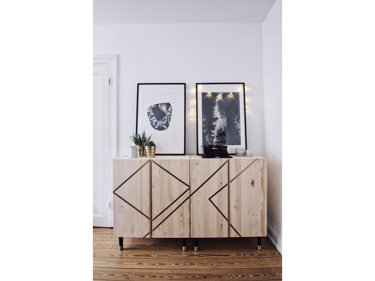 Ikea hacking 20 idee per personalizzare i tuoi mobili - Trasformare mobili ikea ...