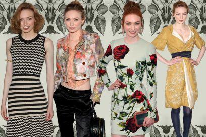 Eleanor Tomlinson: i look più interessanti dell'attrice inglese