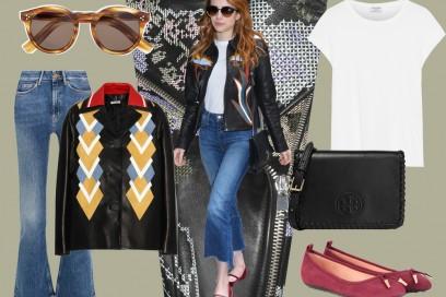 I must have di stagione indossati da Emma Roberts