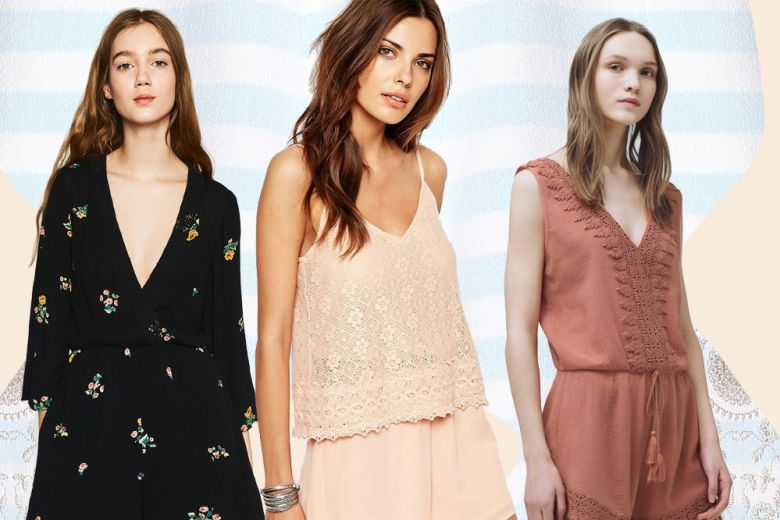 Jumpsuit corte: i modelli must have dell'estate 2016