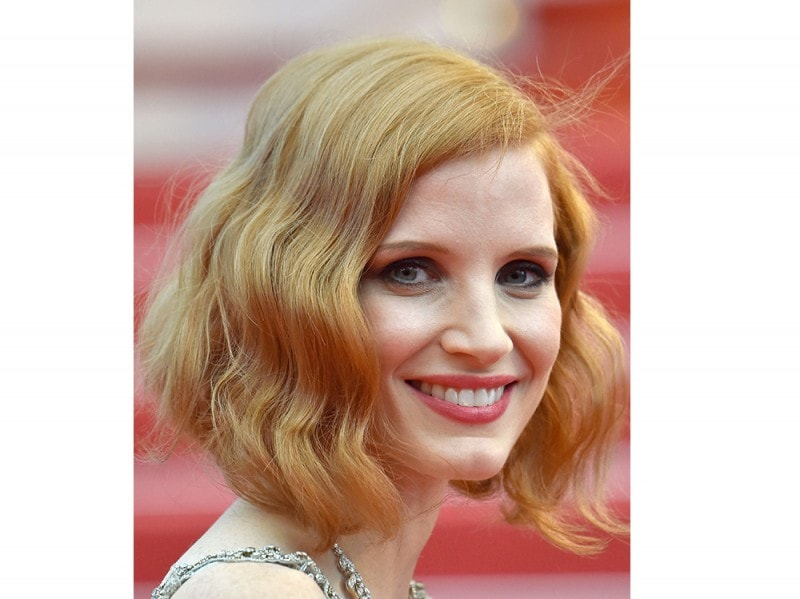 jessica chastain cannes