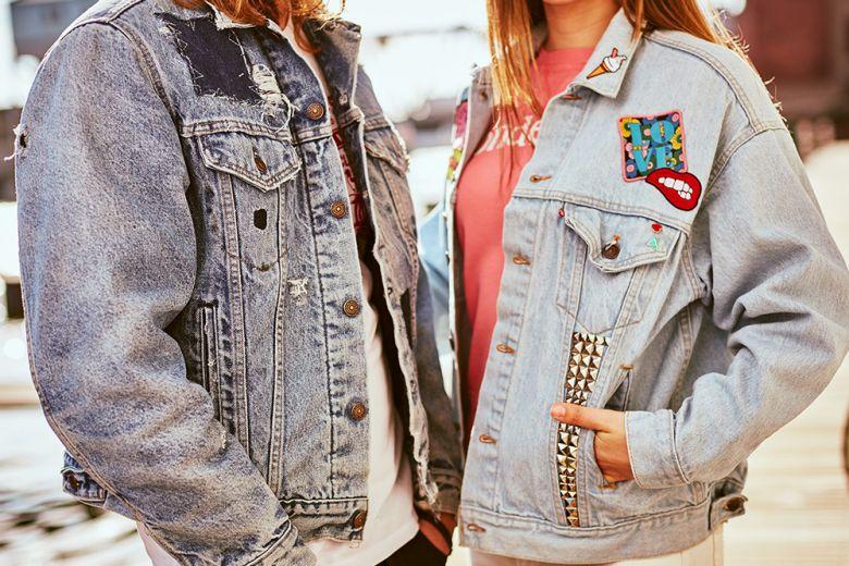 Levi's: spille e patch per personalizzare i jeans