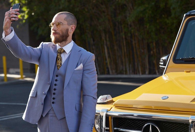 Mercedes-Benz Fashion Creatives: protagonista è Justin O'Shea