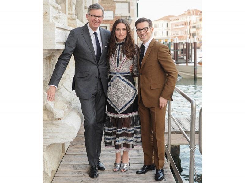 mytheresa-venezia–President-Michael-Kliger,-Keira-Knightley,-Erdem-Moralioglu