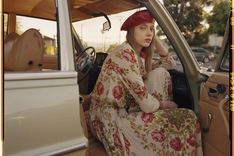La collezione Gucci in esclusiva per Net-a-Porter.com