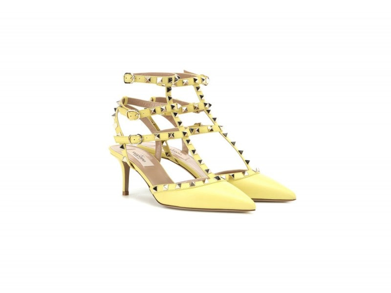 pumps-gialle-valentino