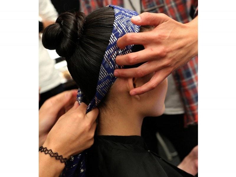 reem-acra acconciature capelli sport primavera estate 2016