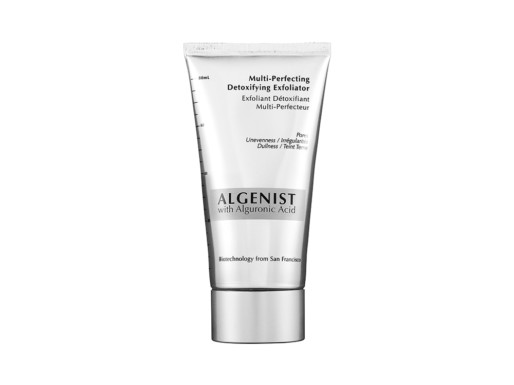 scrub-viso-algenist multi perfecting detoxifying exfoliator