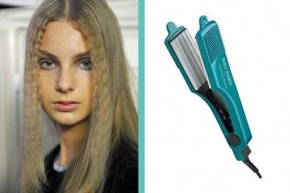 styler capelli ferro Frise