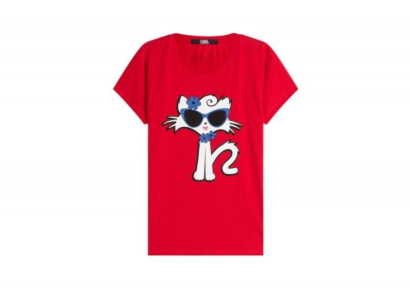 t-shirt-gattino-karl-lagerfeld