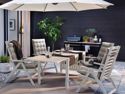 Arredo Giardino Terrazzo Ikea.Ikea 20 Ispirazioni Per Arredare Il Terrazzo Grazia