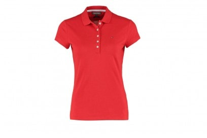tommy-hilfiger-polo-rossa
