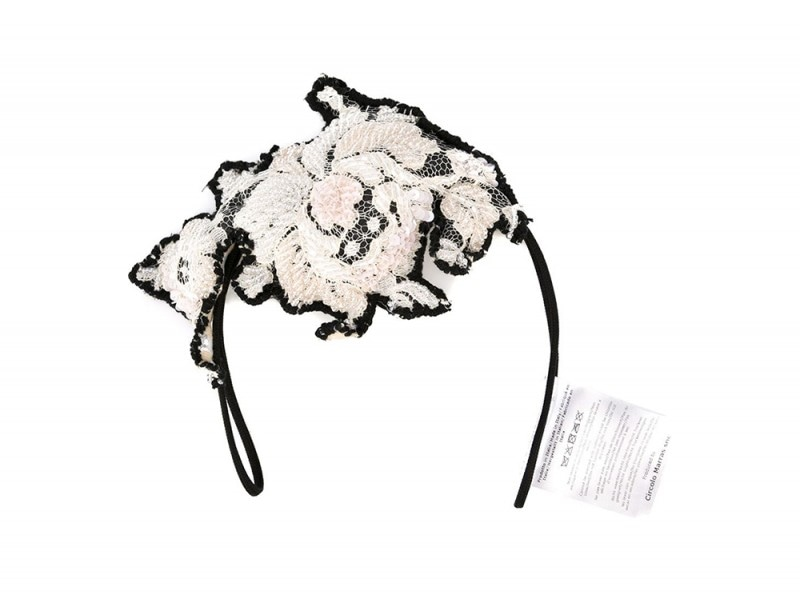 Antonio Marras Embroided headbang