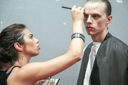 Backstage Lucio Vanotti – 001