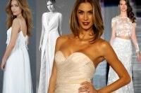 L'abito da sposa di Melissa Satta