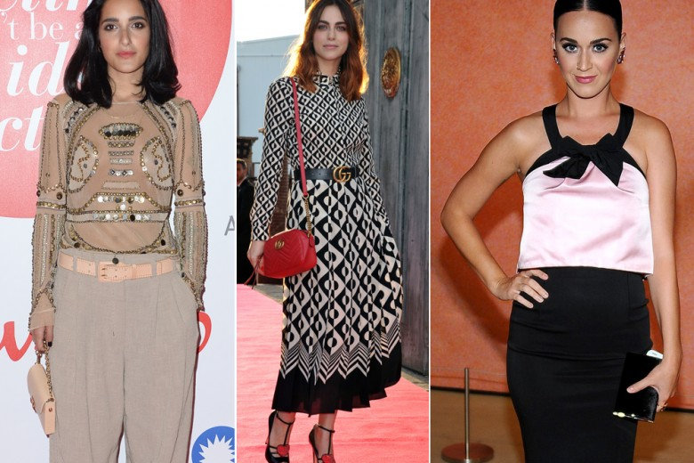 Le best dressed della settimana da Katy Perry a Miriam Leone