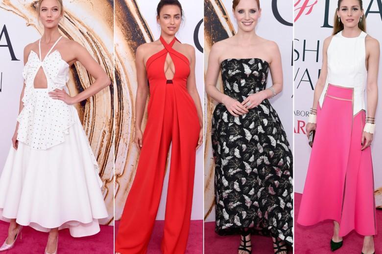 CFDA Awards 2016: tutti gli abiti sul red carpet