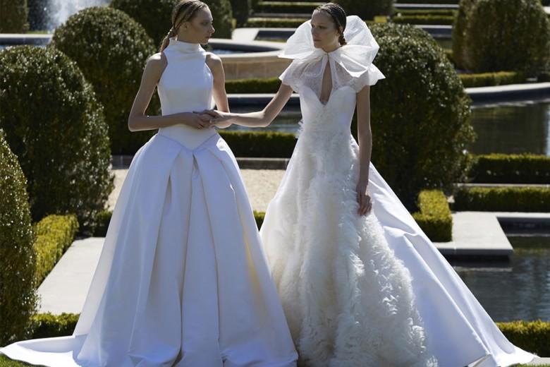 Vera Wang bridal: gli abiti da sposa per la Primavera 2017
