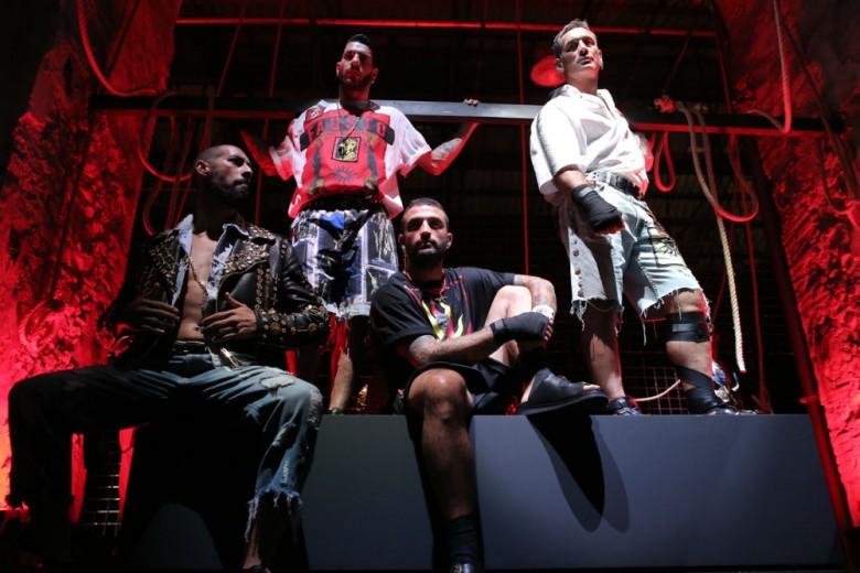 Pitti Uomo 2016: i beauty look dai backstage, l'ispirazione