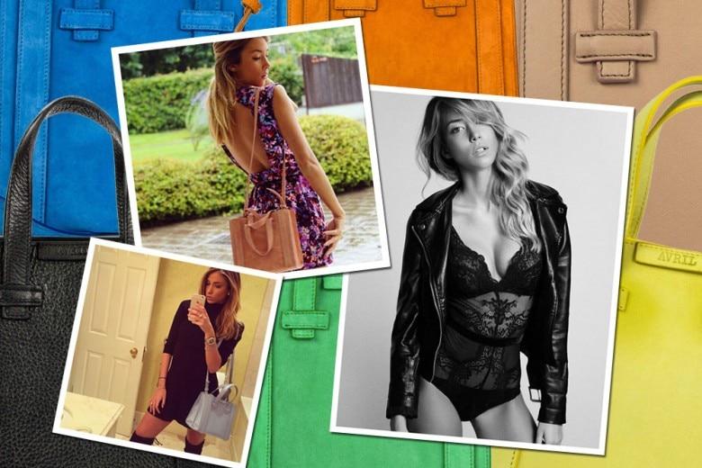 Alice Campello, le borse Avril e 10 cose che non sapete di lei