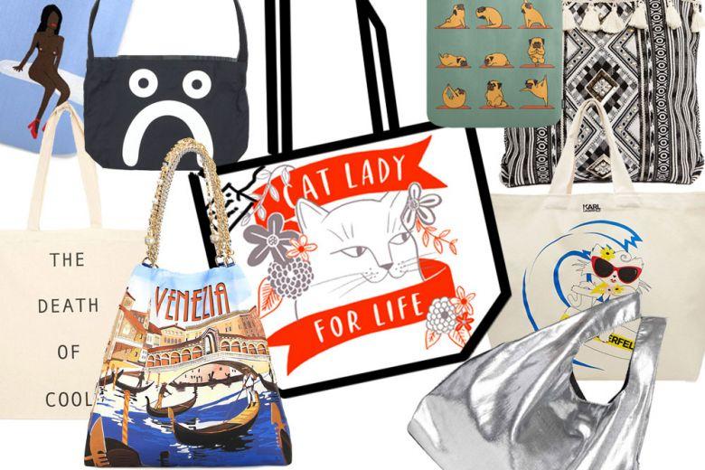 Le borse shopper per l'estate 2016: i modelli hot