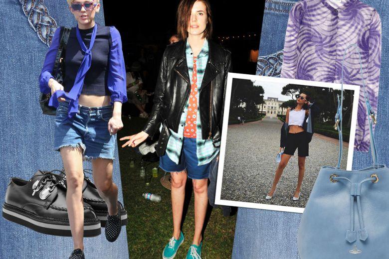 Le scarpe da abbinare agli shorts lunghi