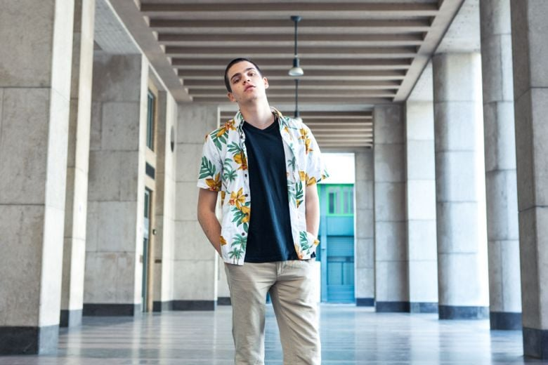 Federico Spinas: «Lo stile? A modo mio, sempre»