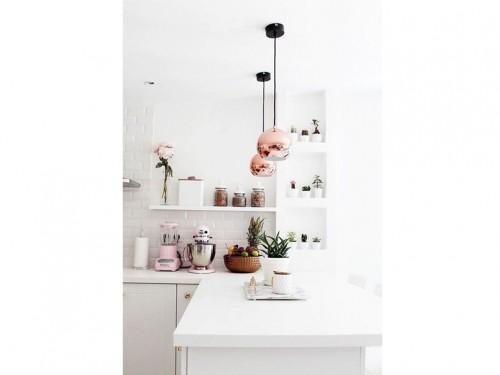 Luci cucina sfera - Foto - Grazia.it
