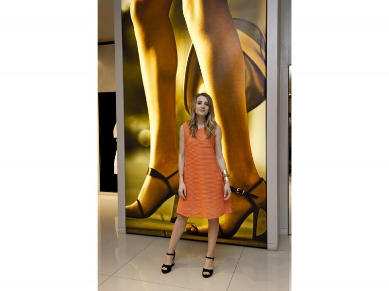 It-girl e stylist al Grazia Loves Emporio Armani