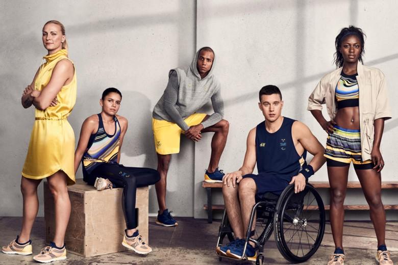 H&M va alle Olimpiadi di Rio con una collezione sportiva (e con Caitlyn Jenner)