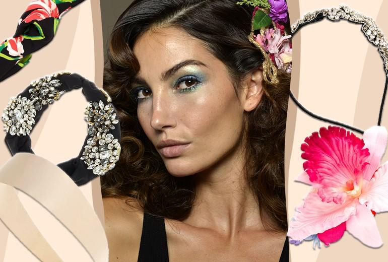 Accessori per capelli: i nostri preferiti del momento