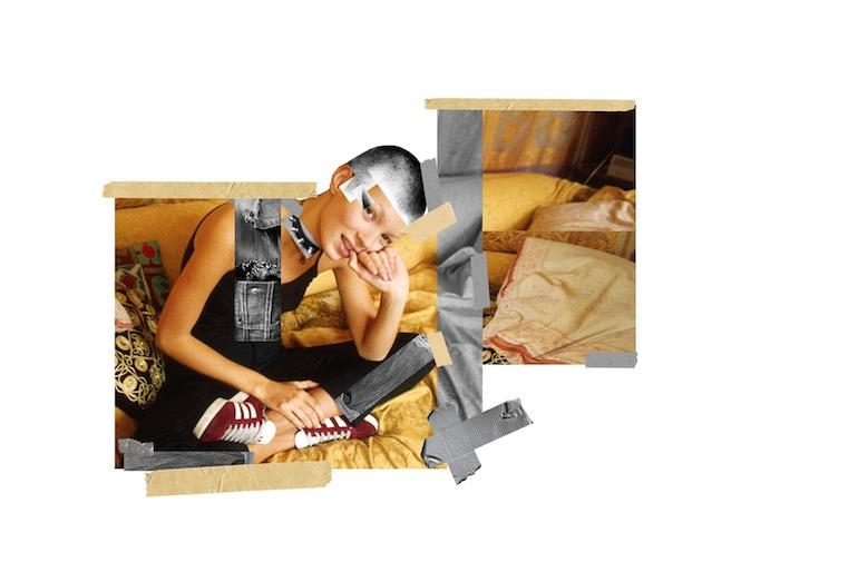 Kate Moss è il volto della nuova campagna Gazelle di adidas Originals