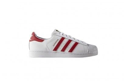 adidas-superstar-rosse-sneakers