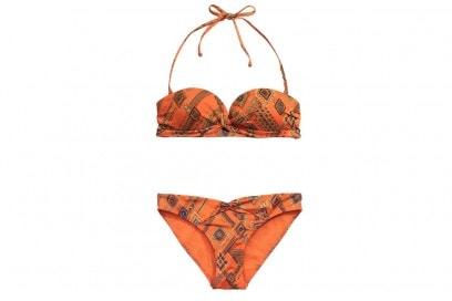 bikini-arancio-stampato-slip