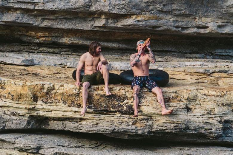 Burton: swimwear in libertà