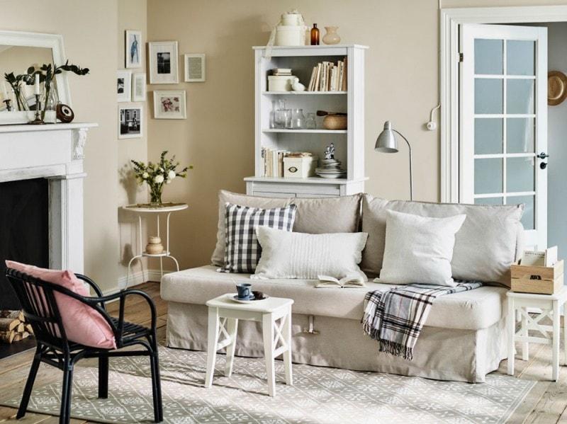 Divani Shabby Chic Ikea : Catalogo ikea: i salotti più belli