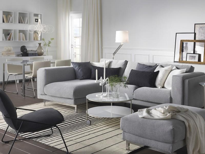 Salotto Moderno Ikea : Catalogo ikea i salotti più belli