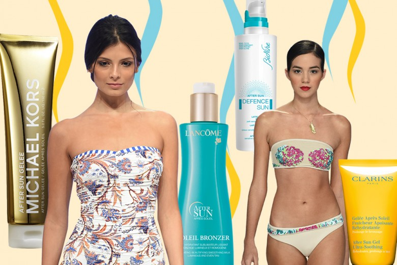 Doposole corpo: i 10 migliori prodotti dalla texture leggera