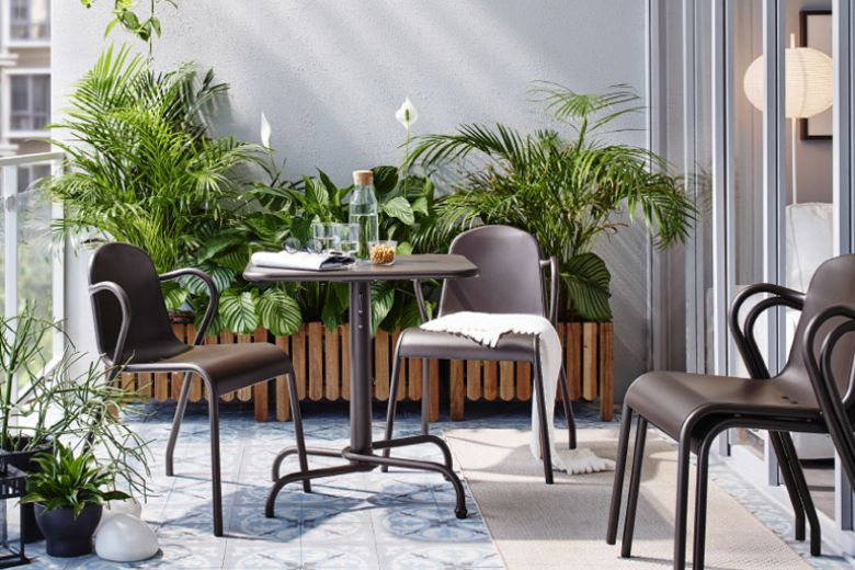 IKEA: 20 ispirazioni per arredare il terrazzo