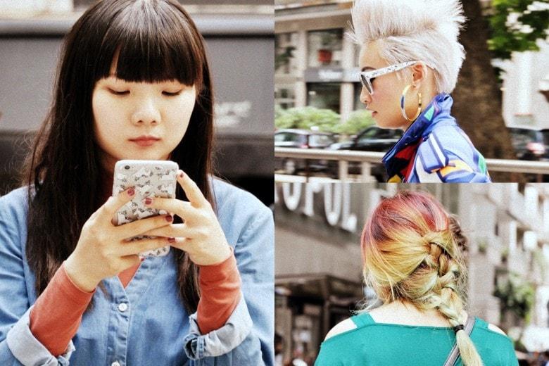 Capelli: tutte le tendenze dallo street style per l'estate