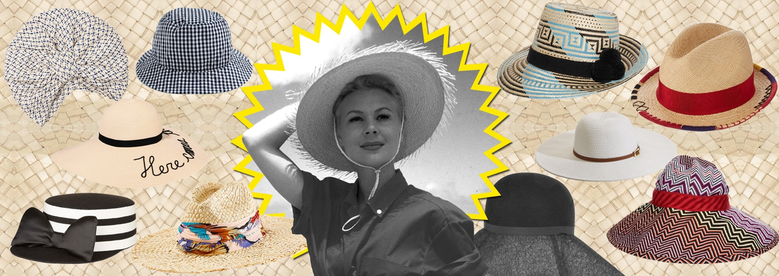 cover cappelli i modelli per l'estate dekstop