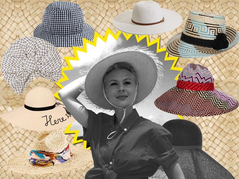 cover cappelli i modelli per l'estate mobile