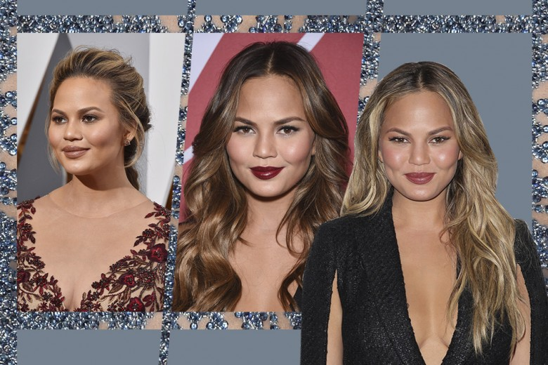 Chrissy Teigen make up: tutti i look più belli