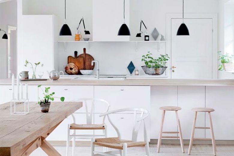 Come illuminare la cucina: 15 idee da copiare