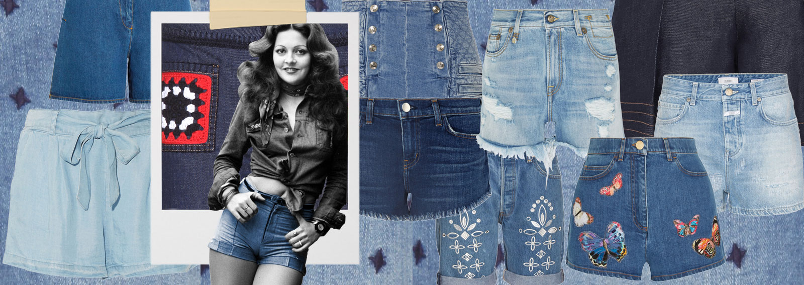 cover denim shorts le versioni più glam dekstop