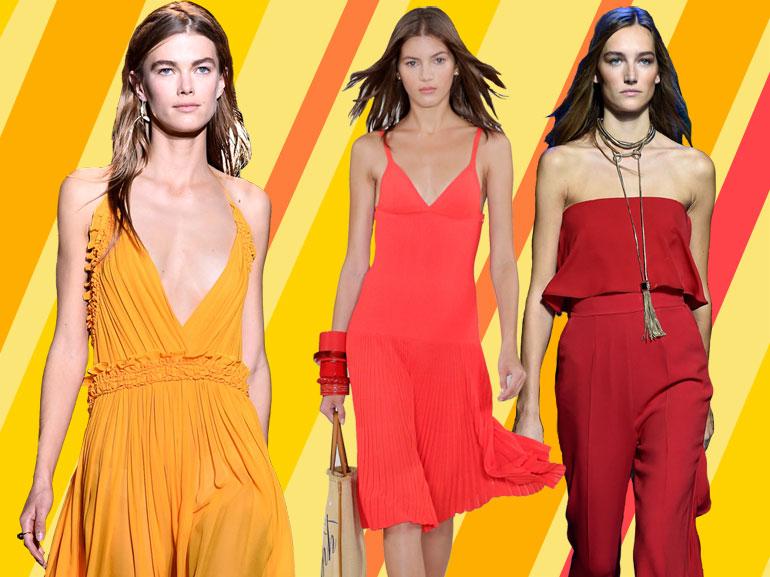 cover i colori caldi protagonisti dell'estate mobile