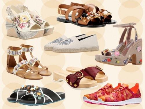 8117c1beb202 Le scarpe per l estate 2016 - Grazia.it
