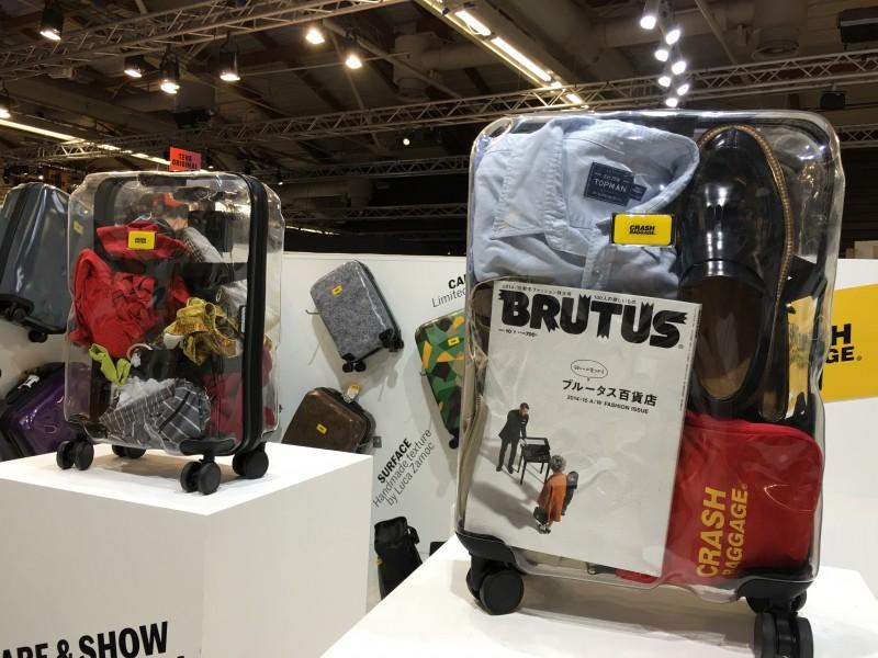 crash baggage pitti 2016