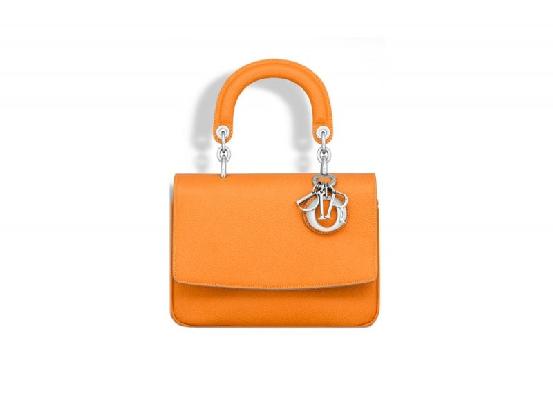 dior-borsa-cartella-arancione