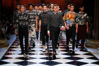 Dolce & Gabbana Uomo Primavera-Estate 2017